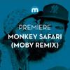 Premiere: Monkey Safari 'Walls' (Moby Remix)