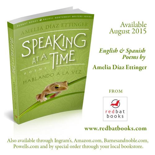 Amelia Díaz Ettinger - Speaking At a Time (Hablando a la Vez)