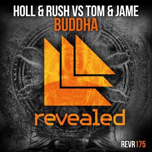 Holl & Rush Vs Tom Jame - Buddha (GMAXX & Esteban David Bootleg)