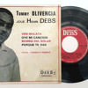 Tommy Olivencia - Joue Henri Debs EP
