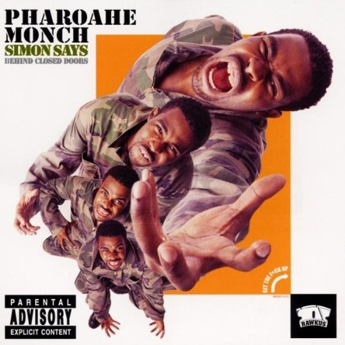 Pharoahe Monch - Simon Says (Robot Orchestra Remix)