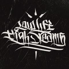 Jotaemeve Ft. Reset625 - Low Life High Dreams (Prod. X The Bony Fellas)
