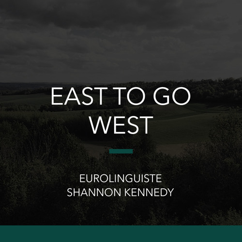 East to Go West [Sample]