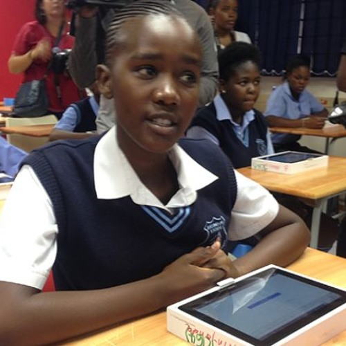 Tablet technology for schools.
