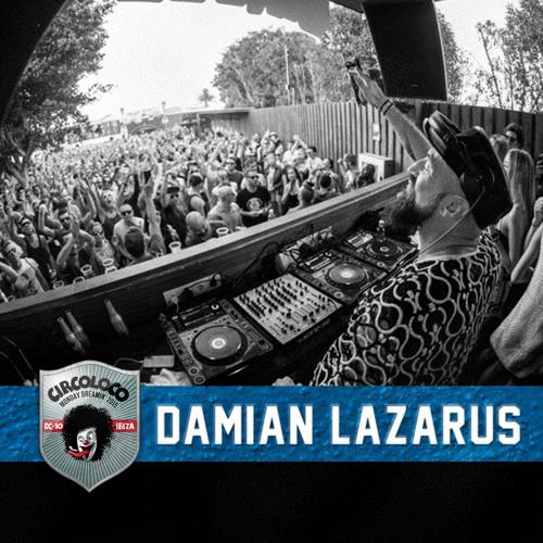 Damian Lazarus - The Garden - June 1st @ DC10