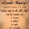 A. Muravyev. I. Pavane (