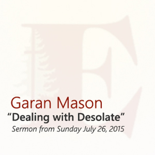 Garan Mason - Dealing With Desolate