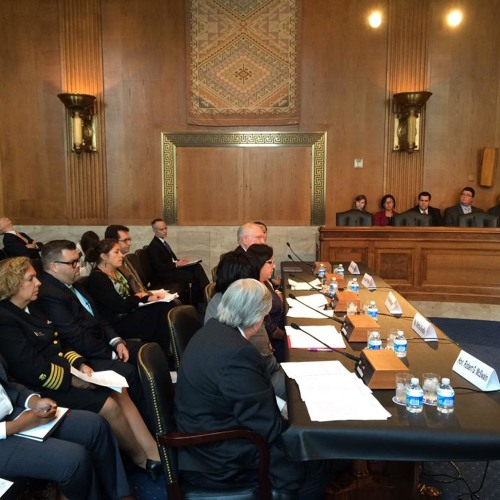 Senate Indian Affairs Committee Hearing July 29 2015