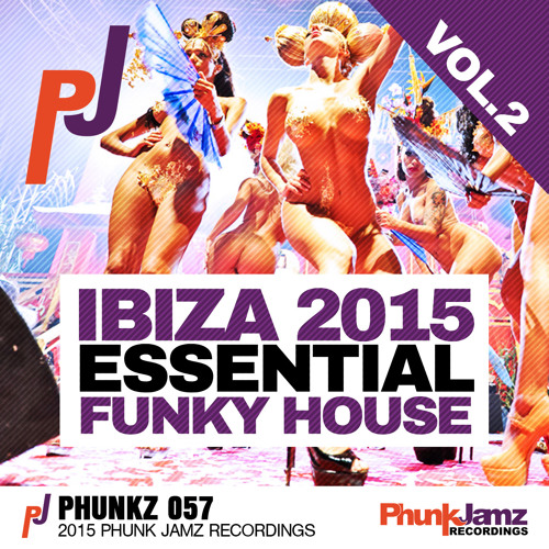 IBIZA 2015: Essential Funky House Vol.2
