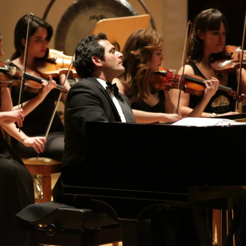 BBC World News Malek Jandali Syrian Symphony For Peace at Carnegie Hall