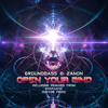 GroundBass & Zanon - Open Your Mind | Out Now