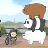 We Bare Bears (E004 Chloe) Raincloud Chill