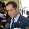 Declaraciones del Pdte. del Congreso, Luis Ibérico, en el Parlamento Legislativo Portada del disco