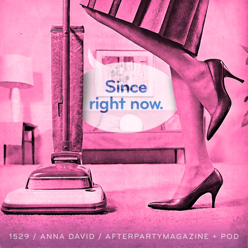 Episode 1529: Anna David / AfterPartyMagazine + AfterPartyPod