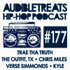 Audible Treats Hip Hop Podcast 177