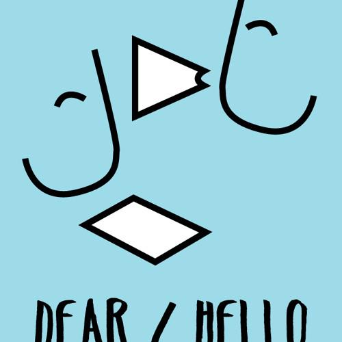 Dear Hello 01: 'Dear Tony' by Flo Dacey-Cole