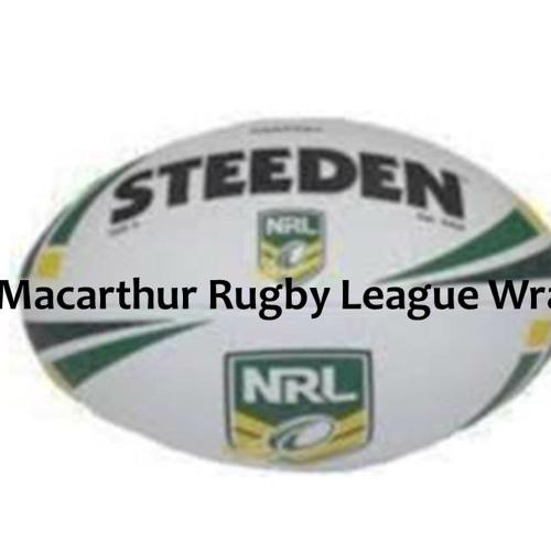 Macarthur Rugby League Podcast Ep 3