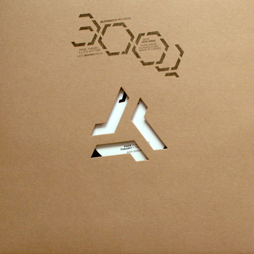 "fade & original ninja, theory, ill_k & act one - late boomers ep (reel, acr 3002, 12"")"
