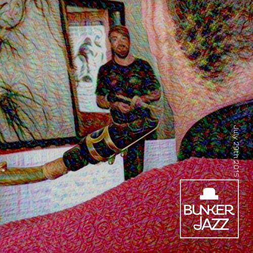 Bunkerjazz Session @metzgerstreet, July 29th 2015