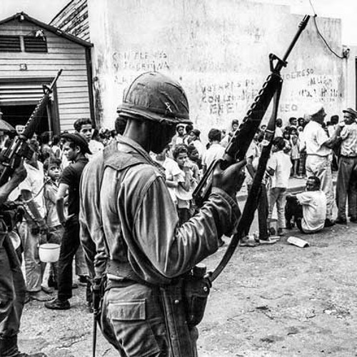 Retrospective: 50 Years After the U.S. Invasion of the Dominican Republic (Lp7312015)