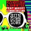 David Guetta & Showtek - Sun Goes Down(Gavicenna Remix)