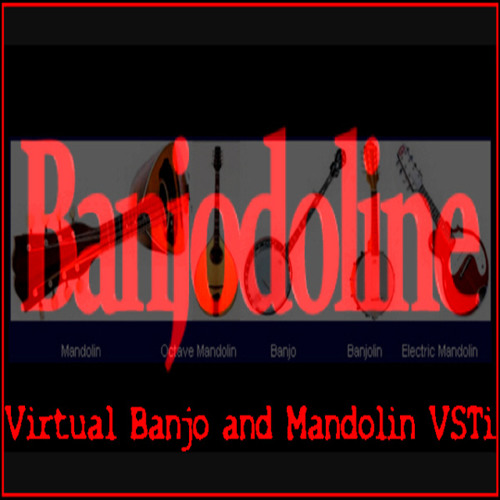 Salty Dog Blues (African-American Song) Syntheway Banjodoline Virtual Banjo and Mandolin VSTi