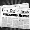 Dentist Kills Beloved Lion - Easy English Article Recording