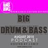 DBHQ 045 AUGUST Big Drum & Bass Podcast
