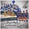 Banda La Misma Tierra Ft Los Buitres De Cualican - Yo Ya Tengo Quien Me Quiera 2015 Portada del disco