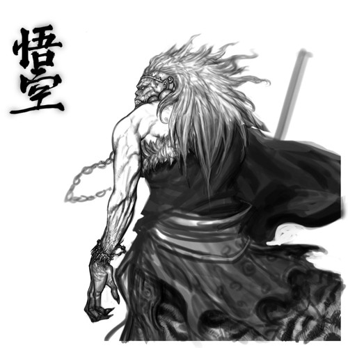SUN-WUKONG (2013) for cello and orchestra