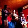 Liz Scott con Jorge Nuzhdin y UNAI LOBO concierto 24 de julio EL KOSAKO