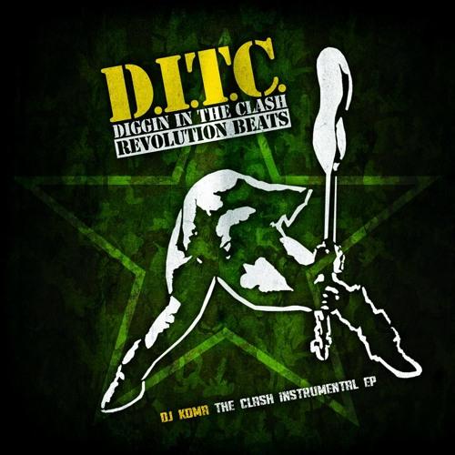 "DJKoma "" Diggin In The Clash "" (Free Download)"