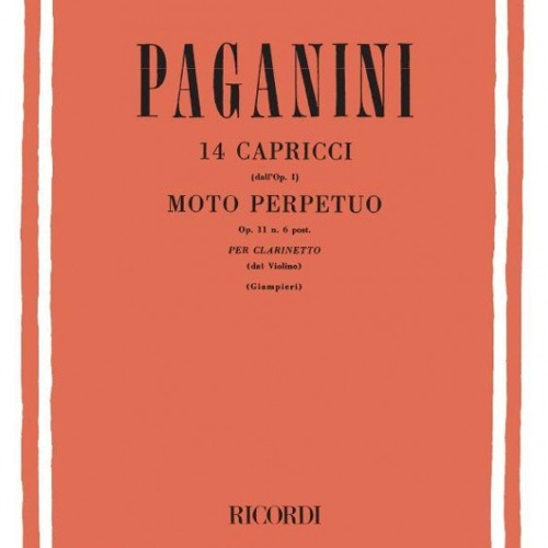Paganini caprice no 5 notes on dating 3