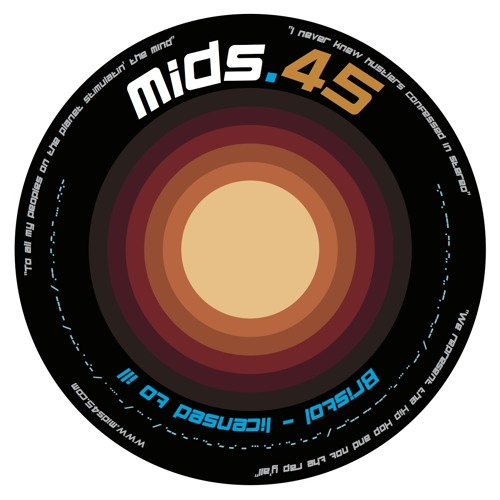 What's On Your Mind (Vocal) feat. Dam Funk (mids45 Remix)