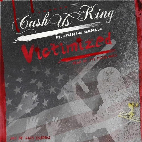 Victimized feat. Christina Cardella (prod. by the PsyClones)