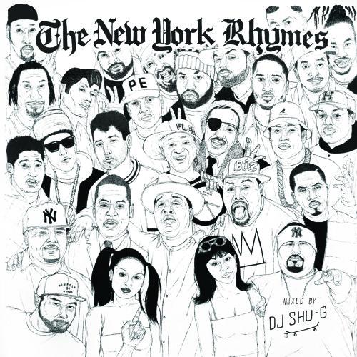 "KINFOLK presents DJ SHU-G × JUSTIN HAGER ""The New York Rhymes"" Intro"