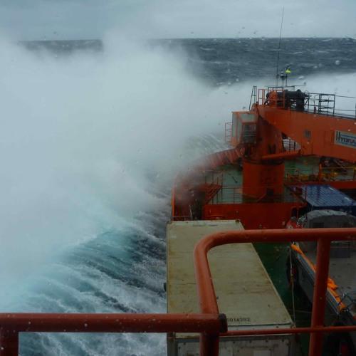 Antarctica, An Absent Presence