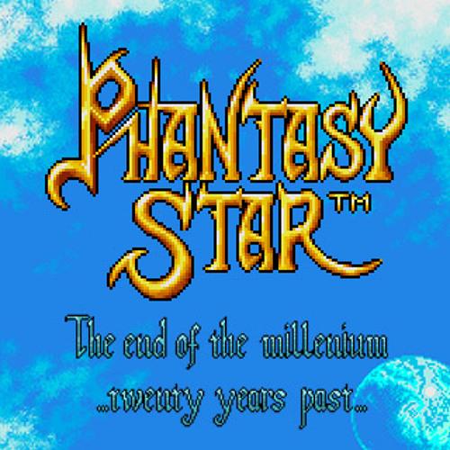 Phantasy Star ... 20 Years Past