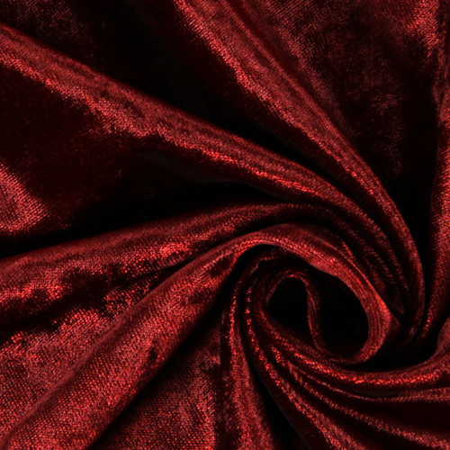 Velvet impressions - I. Iridescent Silk Velvet