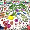 Livros de colorir para adultos e o combate ao Estresse