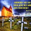 Cross Talk Radio Watchmen  Warning-Churches,Pastors you are DEAD & LUKEWARM & SINNING !