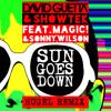 David Guetta & Showtek feat. MAGIC! & Sonny Wilson - Sun Goes Down (Hugel Remix)