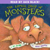 The Little Shop of Monsters by R.L. Stine and Marc Brown, Read by Jack Black