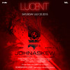 JOHN ASKEW - 5 HR SET LIVE FROM - LUCENT - SOMEWHERE LOUD - SAN DIEGO - 24.07.15