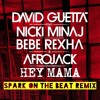 Hey Mama (Spark On The Beat Remix) Extract