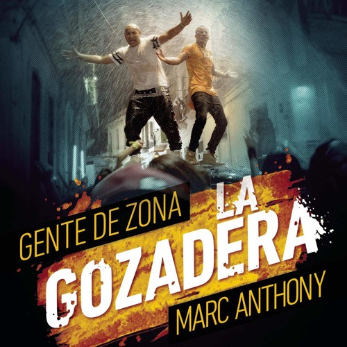 96 - Gente De Zona Ft. Marc Anthony - La Gozadera (Intro Dj Pelucon 2015)