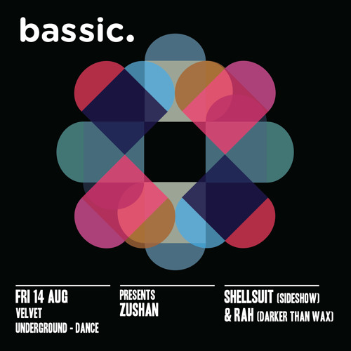 BASSIC PRESENTS SHELLSUIT AUG 14 @ VELVET DANCE PROMO MIX