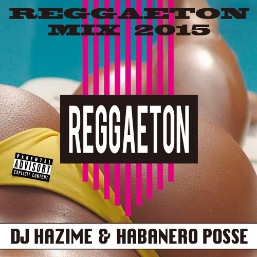 Reggaeton Mix 2015 DJ HAZIME X HABANERO POSSE