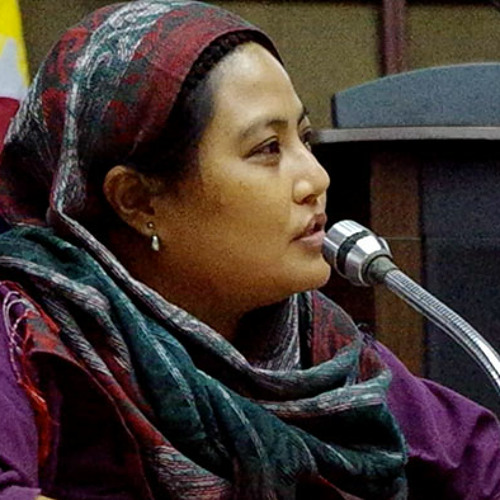 Talk Nation Radio: Amirah Lidasan: U.S. Out of the Philippines