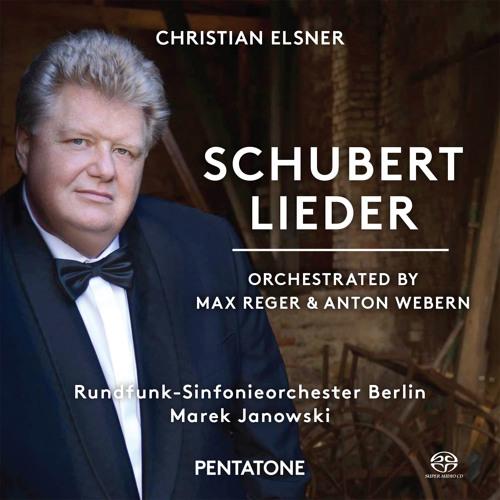 """Schubert Lieder - """"An Den Mond"""" by Johann Wolfgang von Goethe"""